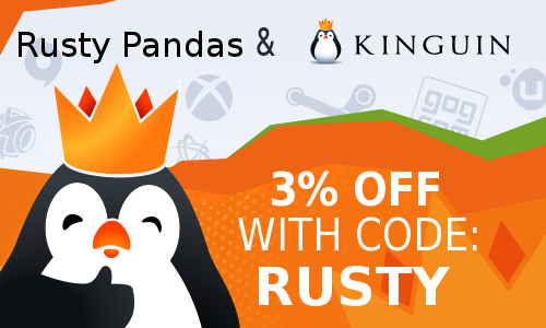 Rusty Pandas Kinguin